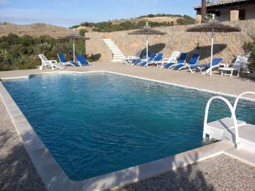 Villa / house cortijo de fatima to rent in villamartin (cadiz)