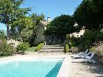 Villa / maison vaison-la-romaine à louer à vaison la romaine