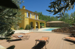 Villa / Maison La Gineste à louer à Saint Cézaire sur Siagne