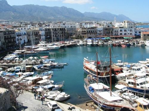 Cypern villor