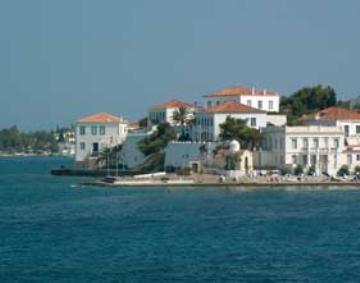 Spetses villas