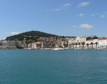 Split riviera villas