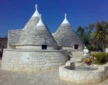 Puglia villor