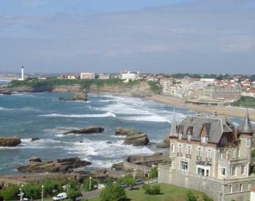 Aquitaine - Pyrenees coast villas