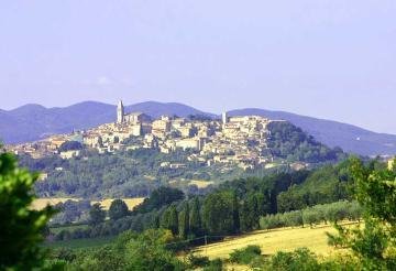 Umbria villas