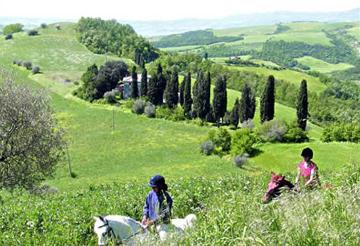 Toscana villaer
