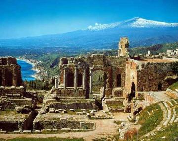 Sizilien villen