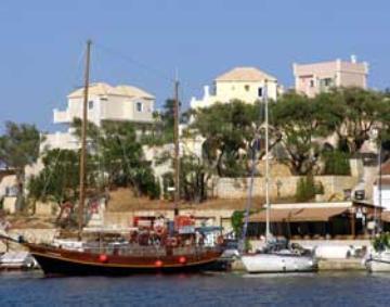Corfu villas