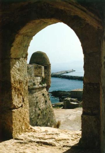 Kreta - Rethymnon villor