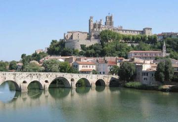 Languedoc Roussillon villas