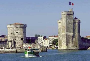 Aquitanien Poitou-Charentes villen