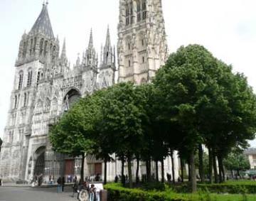 Normandy ville
