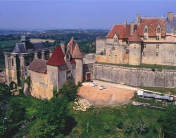 Aquitaine. Dordogne villor