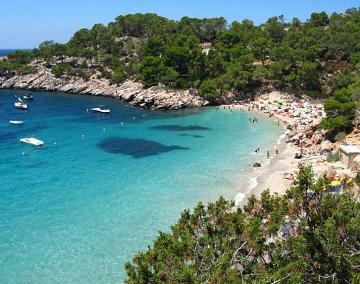 Cala Salada villas - Holidays villas in Cala Salada // Ibiza