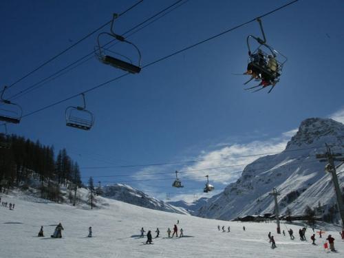 Val d'Isère hytter & leiligheter