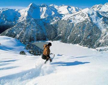 Saint Lary Soulan ski apartments