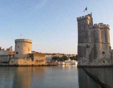 La Rochelle villas