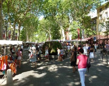 Aix en Provence villas