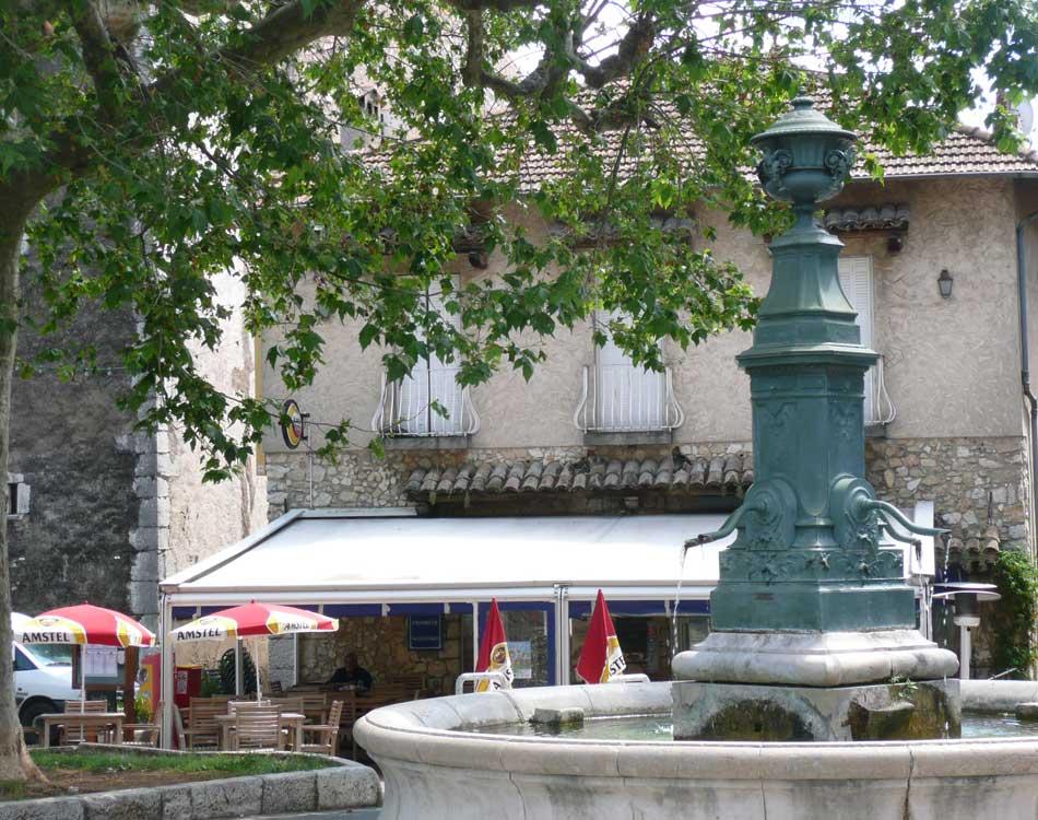 Saint Cezaire sur Siagne