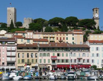 Cannes villas
