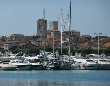Antibes villas