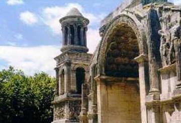 St Remy de Provence  villas