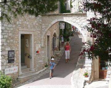 Saint-Paul de Vence villas