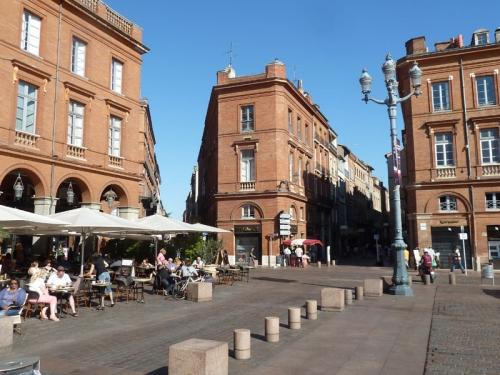 Toulouse villas