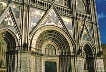 Orvieto villas