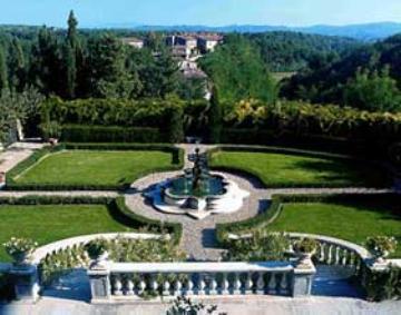 San Giustino Valdarno villas