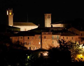 Torrita di Siena villas